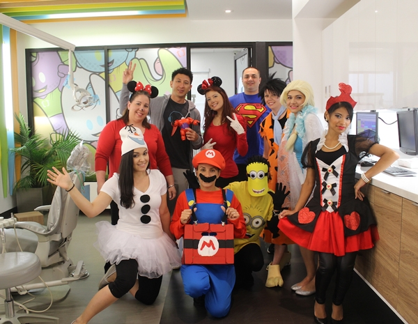 Tooth Tales Wacky Week 2015 – Character day