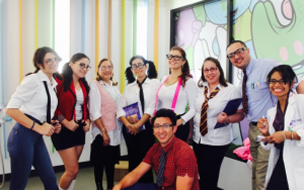 Wacky Week 2015 – Nerdy Day